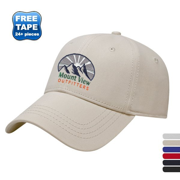 iFlex Twill Constructed Fitted Cap