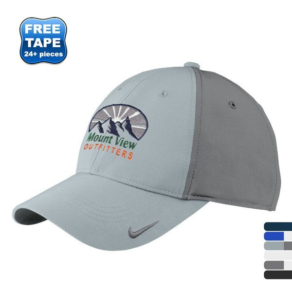 NIKE® Golf Swoosh Legacy 91 Unconstructed Performance Cap