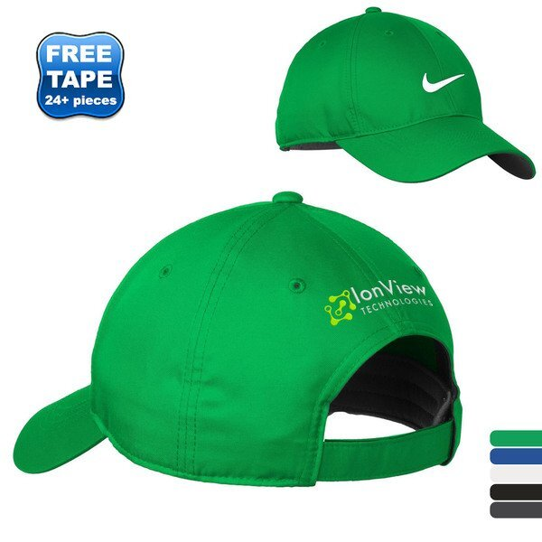 NIKE® Golf Dri-FIT Swoosh Front Unstructured Cap