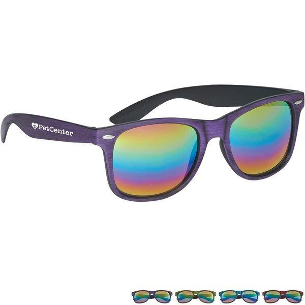 Woodtone Mirrored Malibu Sunglasses