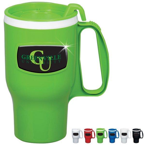 Extreme Travel Mug, 16oz. w/ Full Color Imprint