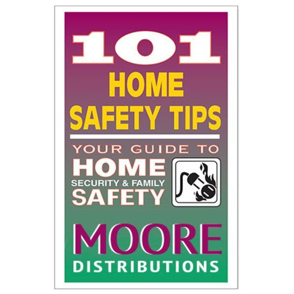 Home Safety Tips Booklet