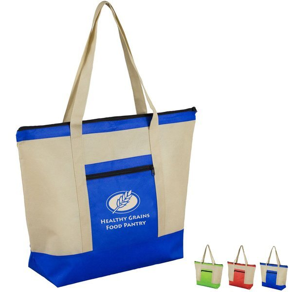 Country Air Oversized Non-Woven Tote Bag