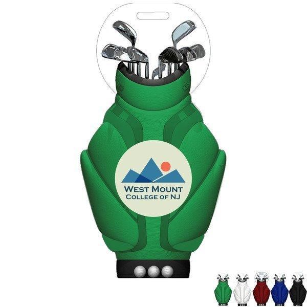 Golf Bag Luggage Tag
