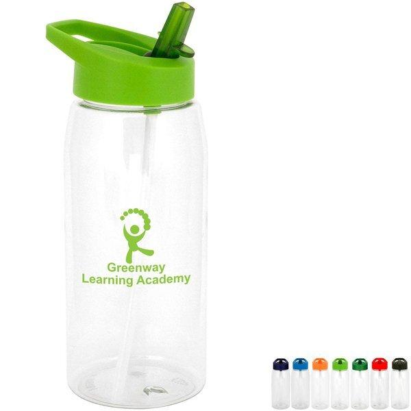 Pop Up Water Bottle, 24oz.