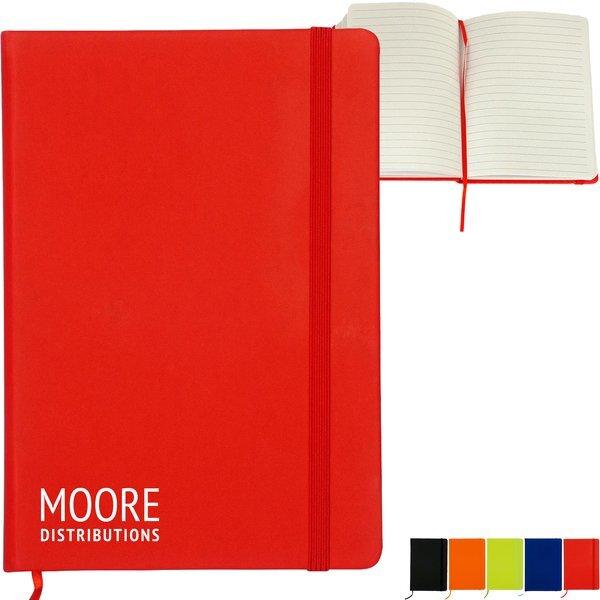 """Medium Elastic Closure Notebook, 5"""" x 7"""""""