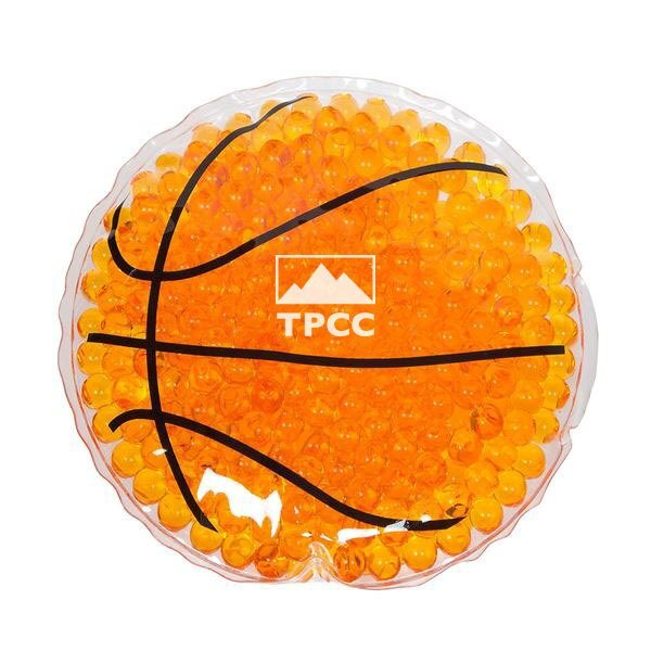 Basketball Aqua Pearls Deluxe Hot & Cold Pack
