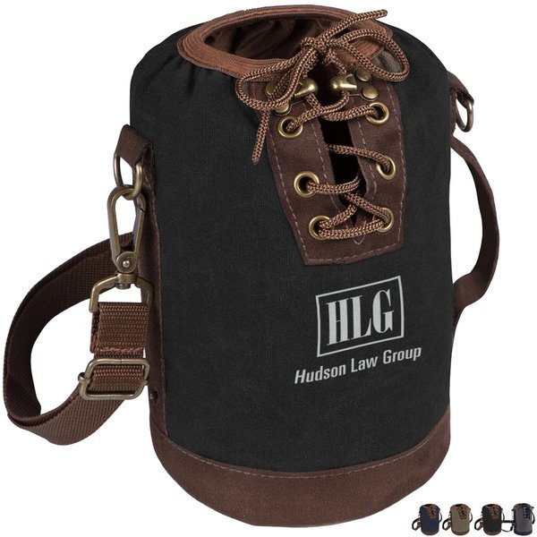 Growler Cotton Canvas Tote