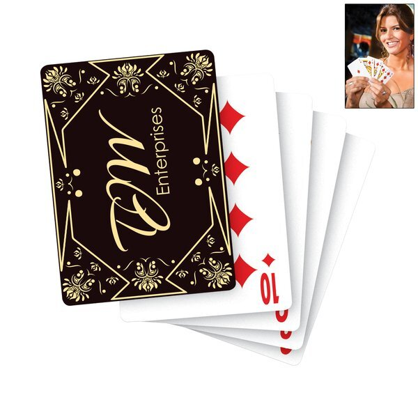 Lucky Custom Playing Cards