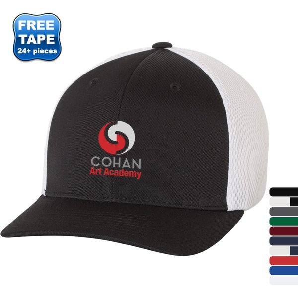 Flexfit® Ultrafiber Constructed Fitted Cap with Air Mesh Sides