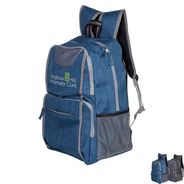 Strand Snow Canvas Backpack