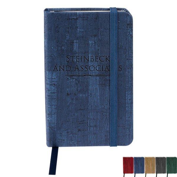 "Finola Cork Mini Journal, 3-1/2"" x 5-1/2"""