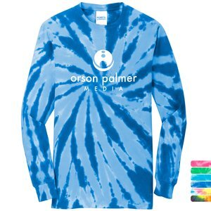 Port & Company® Essential Tie-Dye Men's Long Sleeve Tee