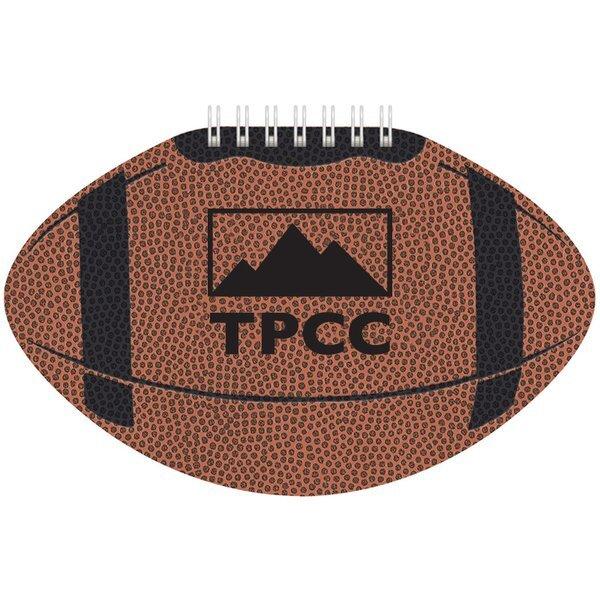 """Football Sports Pad, 7"""" x 5"""""""