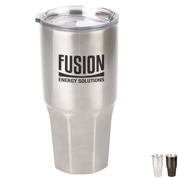 Goliath Stainless Steel Copper Lined Travel Tumbler, 30oz.