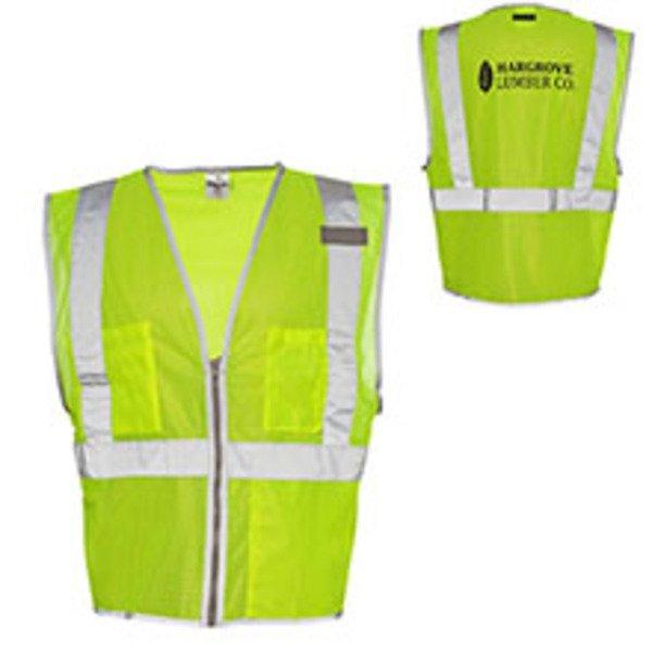 ML Kishigo® Brilliant Series Economy Safety Vest