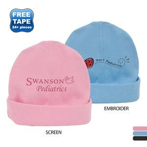 f7f935333ded3 Rabbit Skins® Ringspun Cotton Infant Cap