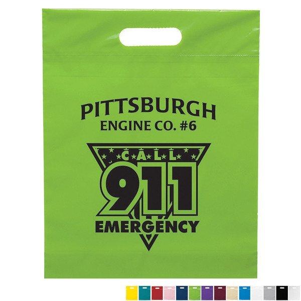 """Brite Take Home Plastic Bag, 9-1/2"""" x 12"""""""