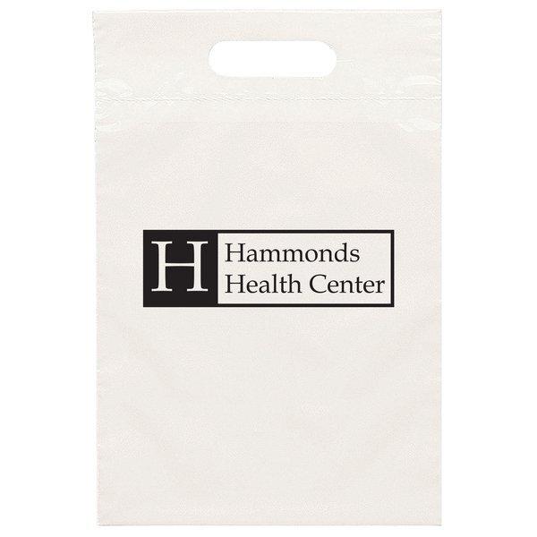 """Eco Take Home Plastic Bags, 9-1/2"""" x 14"""""""