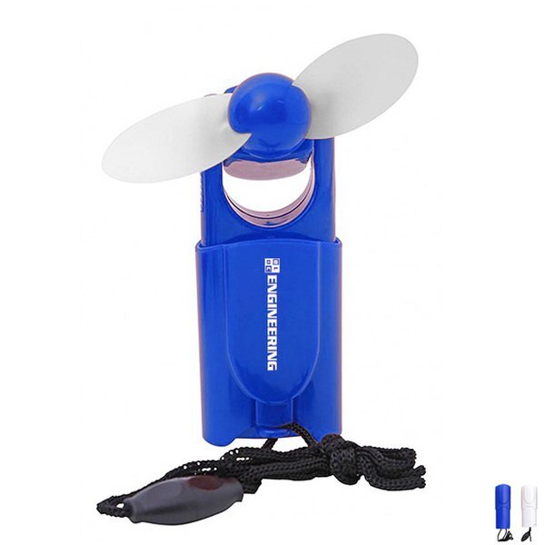 Brise Retractable Mini Fan