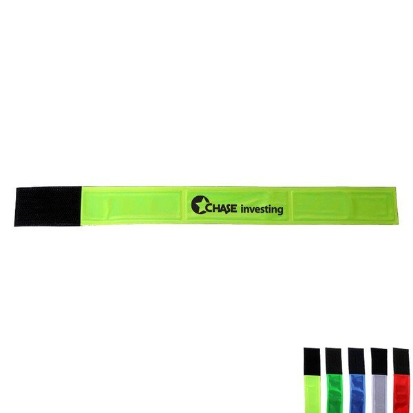 Reflective Fabric Wrist Band