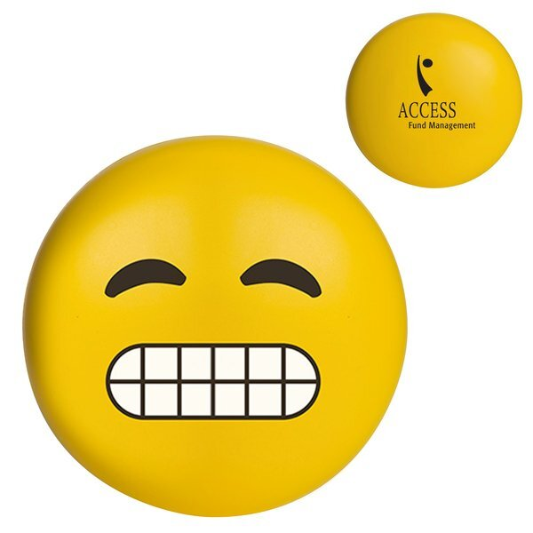 Yikes Emoji Stress Reliever