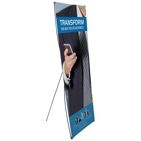 """Tri-X Banner Display Kit, 80""""H"""