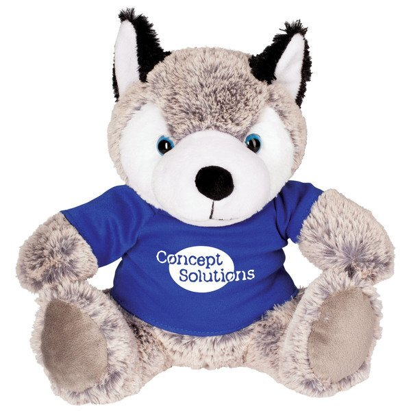 Wolf Glenky Plush