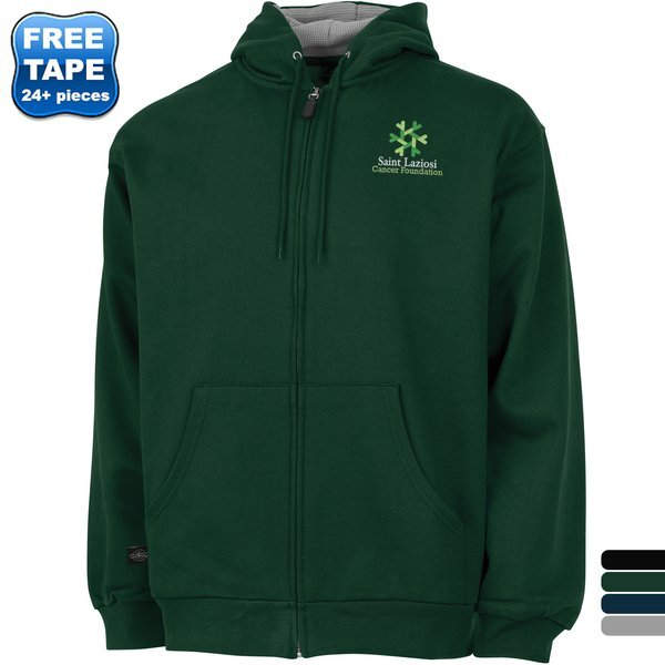 Charles River® Tradesman Full Zip Men's Hoodie