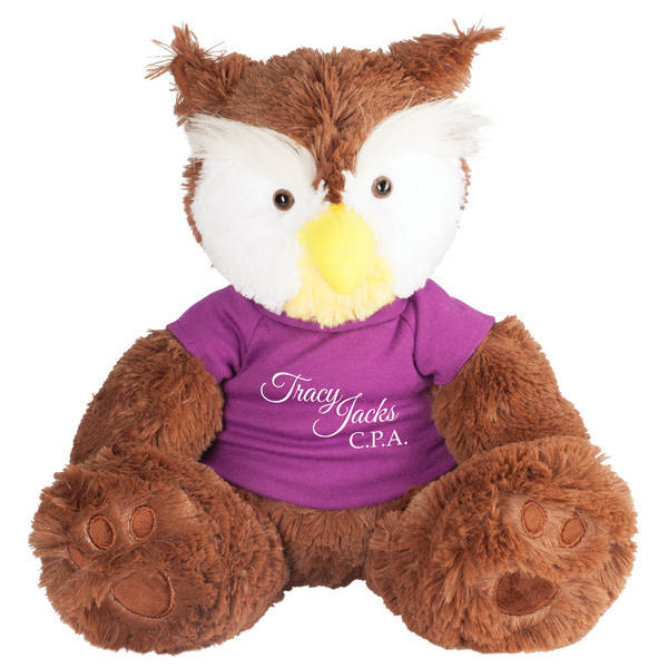 Softest Things Ever Plush - Owl