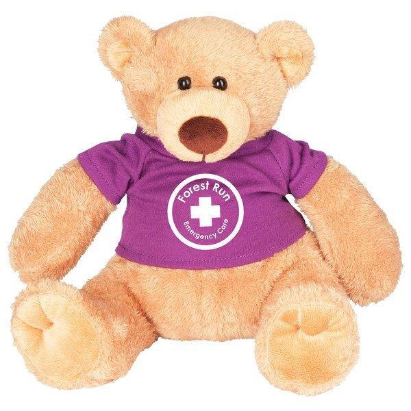 Ellie Golden Plush Bear
