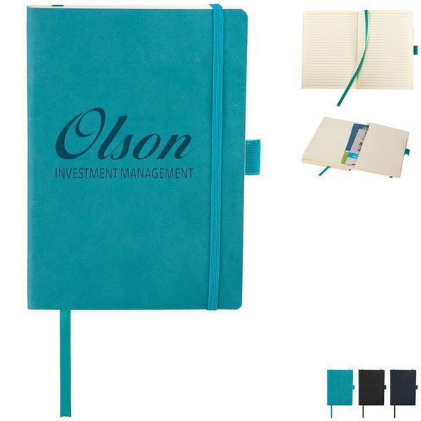 "Revello Soft Bound JournalBook™, 5-1/2"" x 8-1/4"""