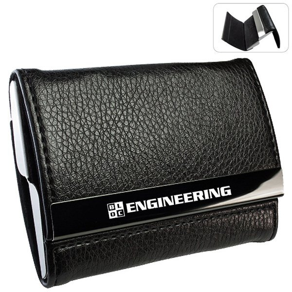 Double Sided Business Card Holder