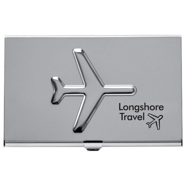 Airplane business card holder promotions now for Airplane business card holder