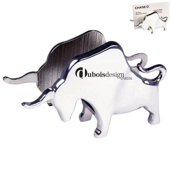 Bull Memo and Card Holder