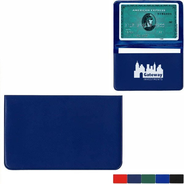 Economy Wallet Style Card Case