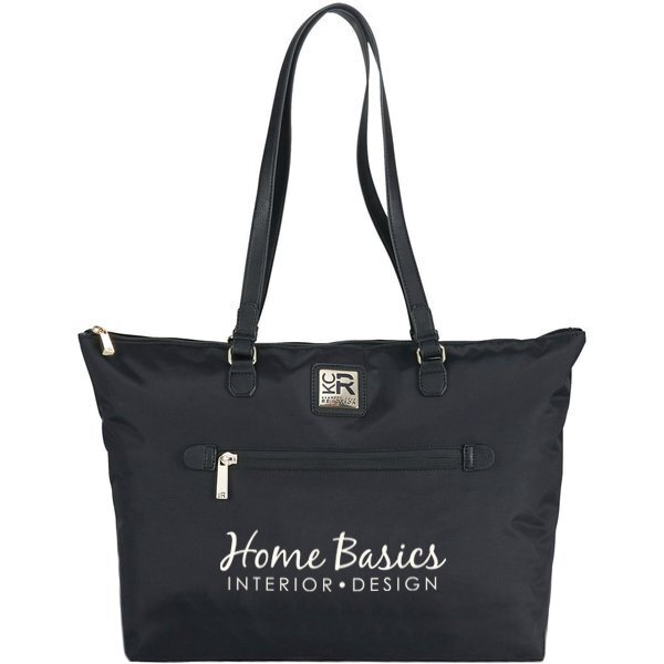 "Kenneth Cole® Nylon 15"" Computer Tote"