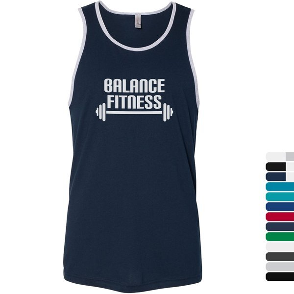 Next Level® Premium Cotton Men's Tank