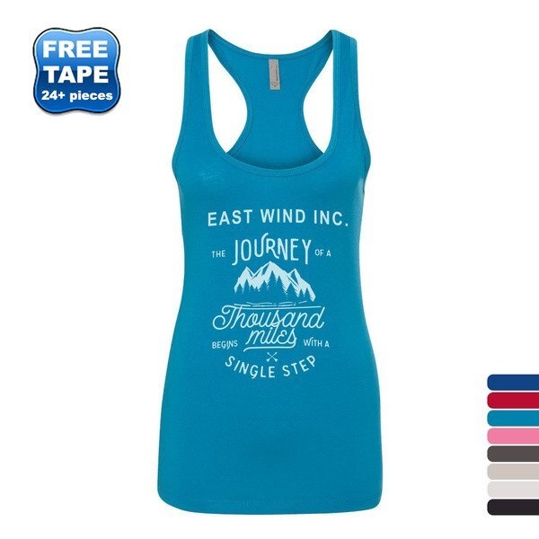 Next Level® Jersey Ladies' Racerback Tank