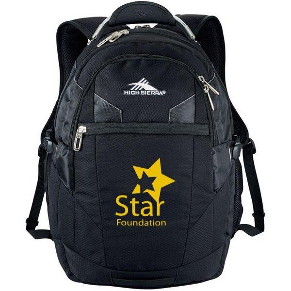 """High Sierra® XBT Elite 15"""" Computer Backpack"""