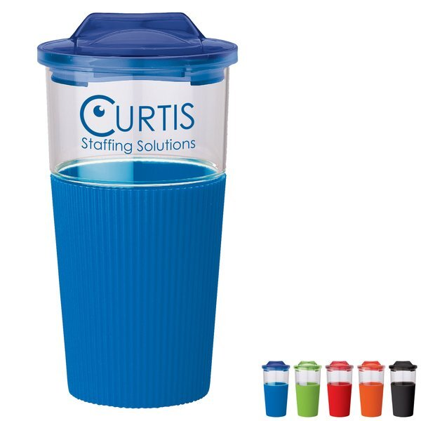 Miami Hot/Cold Tumbler, 16oz.