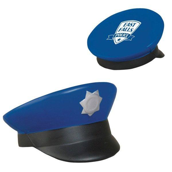 Police Cap Stress Reliever