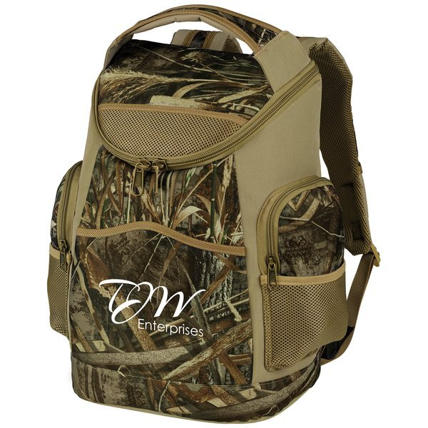 Realtree® Camo Ultimate Backpack Cooler