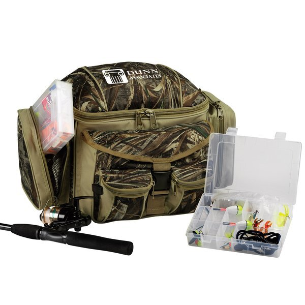 Realtree® Camo Fishing Tackle Bag