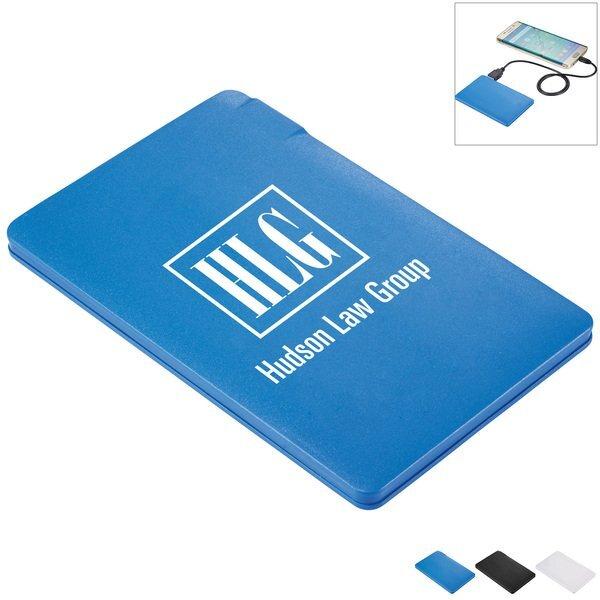 Slim Ion Power Bank; 2500mAh