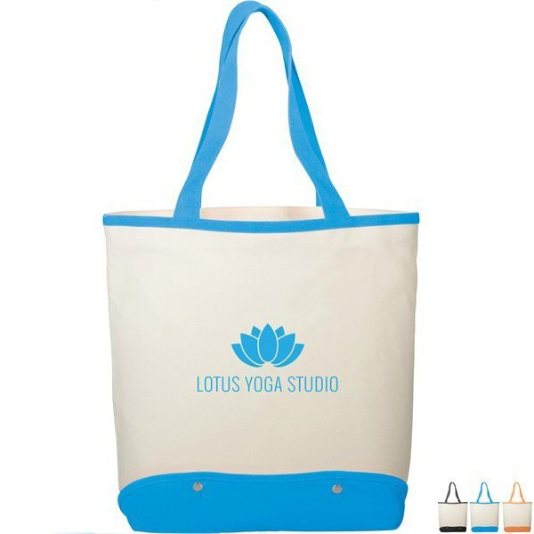 Cotton Sun & Sand Beach Tote