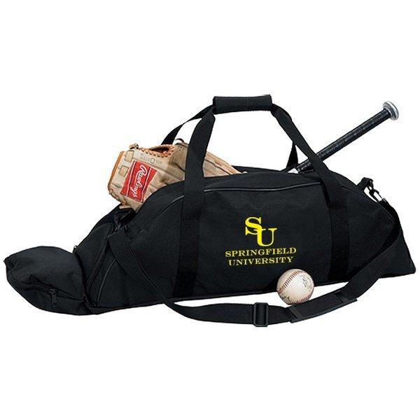 """Baseball Nylon Sport Bag, 34"""""""