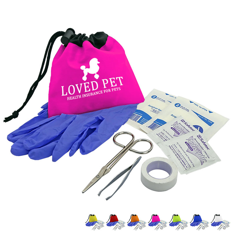 Cinch Tote Pet Care Kit