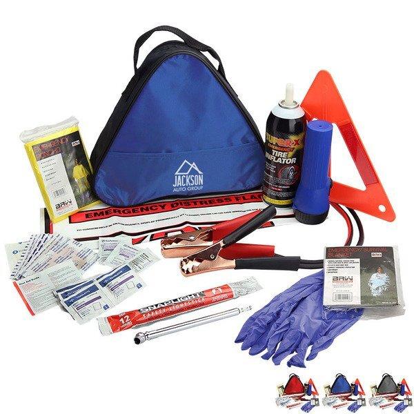Premium Roadside Emergency Kit