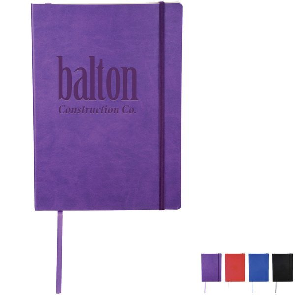 "Pedova Large Ultra-Soft Bound JournalBook™, 6-3/4"" x 9-1/2"""